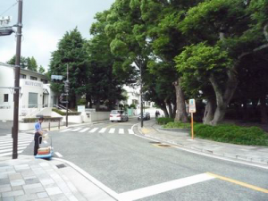 みなとみらい線 山手の交差点 横浜山手デンタルクリニックまでのアクセス